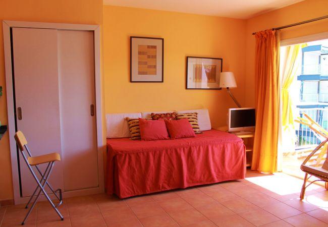 Apartamento en Palamós - E-15-LA FOSCA-ESTUDIO VISTA MAR