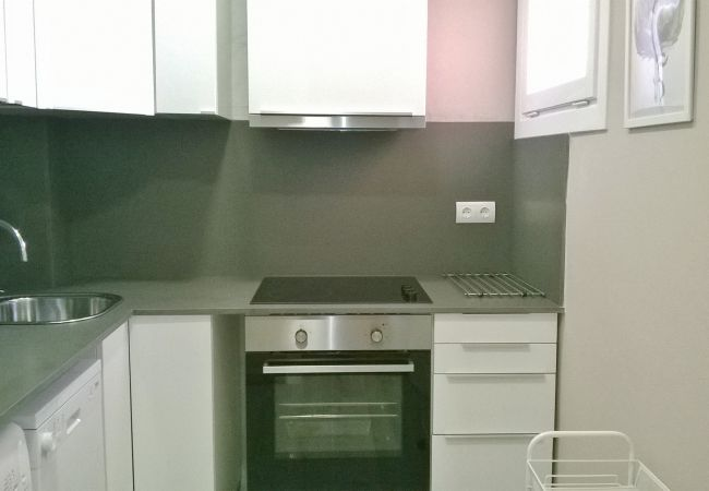 Apartamento en Palamós - B94-MAGNIFICO AP. 1ª LINEA PLAYA FOSCA-PALAMOS