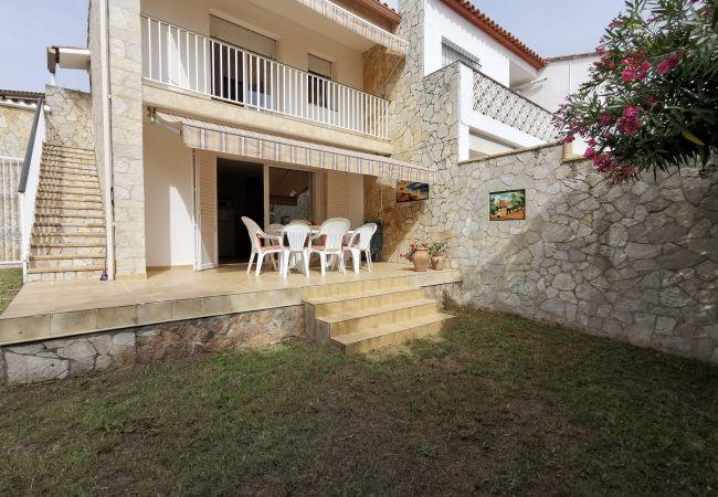 Casa en Palamós - G2CAV-COMODA CASA A 100 M DE LA PLAYA DELA FOSCA - 6/8 PERS.-