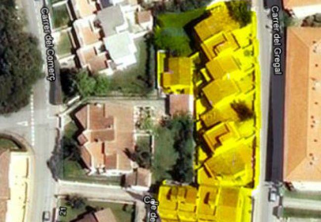 Casa en Palamós - G13-CASA A 100 M DE LA PLAYA DE LA FOSCA - 2/4 PERS