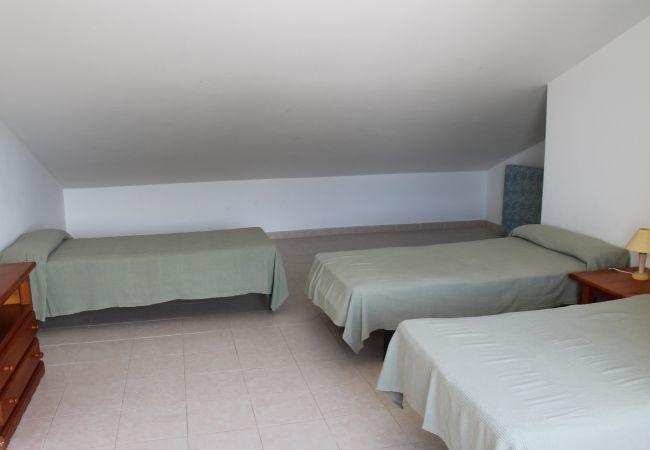 Casa en Palamós - G3-LA FOSCA-CASA A 20 M DE LA PLAYA-8PERS.-VISTA MAR