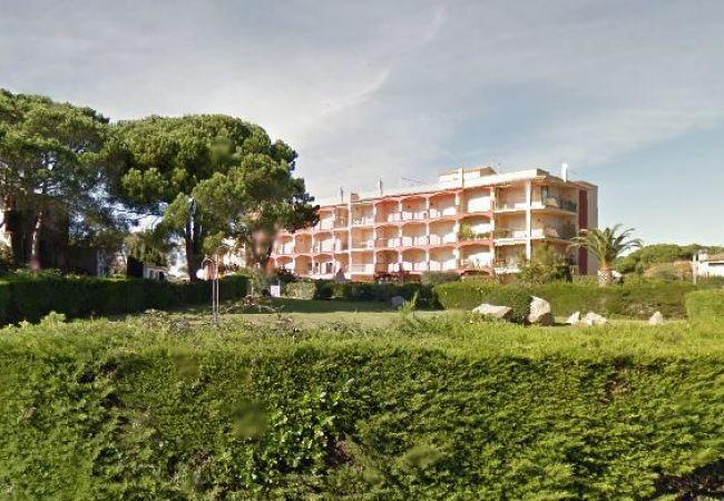 Apartamento en Palamós - SEI305 - AP. 4/6 PERS. A 150 M DE LA PLAYA DE LA FOSCA - VISTA MAR