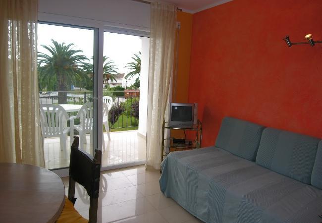 Apartamento en Palamós - 206 M1 - AP. A 100 M PLAYA DE LA FOSCA - 2/4 PERS. ENTORNO PRIVILEGIADO
