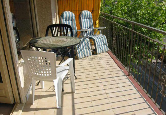 Apartamento en Palamós - ROYAL-CA - EN LA FOSCA AP. 4/6 PERS.CON PISCINA-A 150 M DE LA PLAYA
