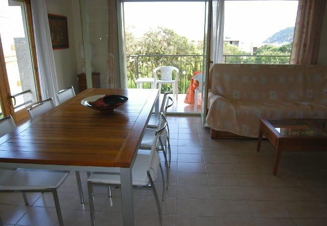 Apartamento en Palamós - ROYAL DA - AP. 4/6 PERS. A 150 M DE LA PLAYA DE LA FOSCA - PISCINA