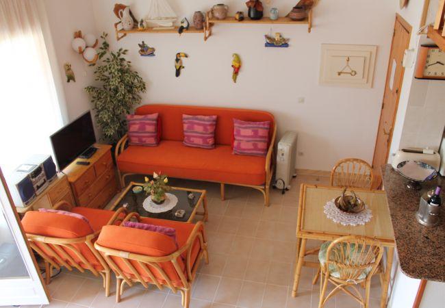 Apartamento en Palamós - D321 GA-AP. 4/6 PERS. A 150 M DE LA PLAYA DE LA FOSCA - PISCINA - PARKING