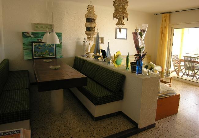 Apartamento en Palamós - SE2.206-LA FOSCA (Palamós) -ap.4 / 6 Pers. a 150 m. de la playa. Terraza, aparcamiento