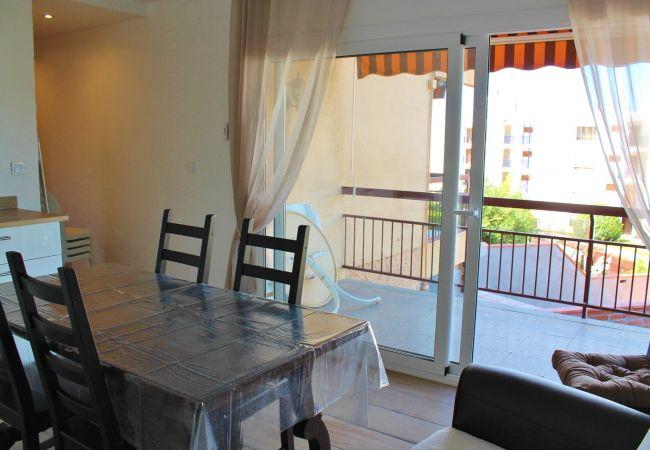 Apartamento en Palamós - W113-LA FOSCA-PALAMOS - AP. 2 DORM A 150 M DE LA PLAYA  2/4 PERS