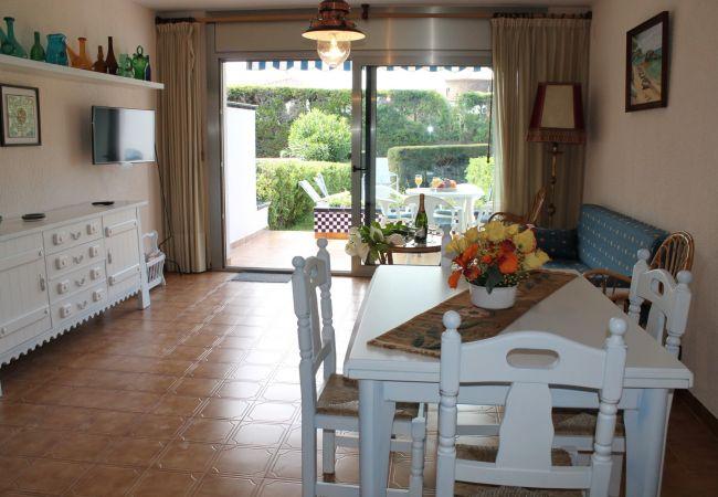 Apartamento en Palamós - S'A008 - PRECIOSO AP. + JARDÍN - PLAYA DE LA FOSCA - PARKING