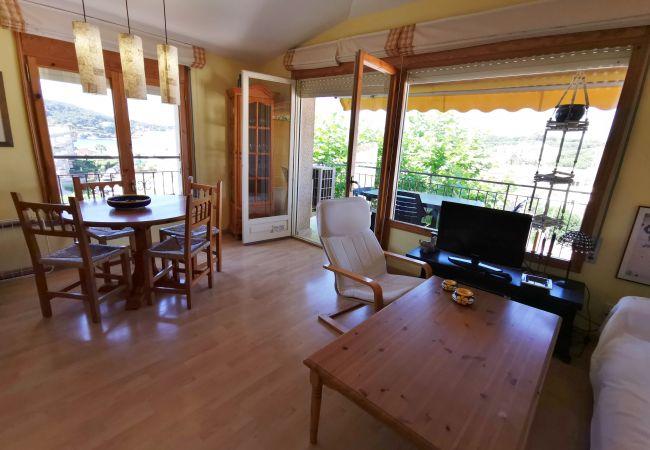 Apartamento en Palamós - E121 - AP. A 100 M DE LA PLAYA FOSCA - 2 DORM. + ALTILLO - PISCINA