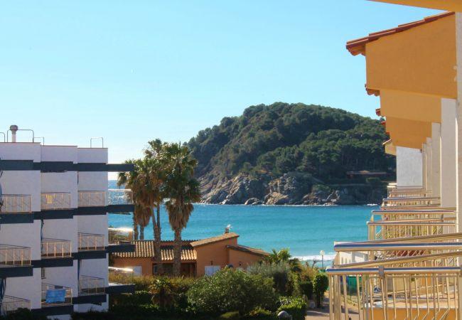 Apartamento en Palamós - E39-LA FOSCA (Palamós) -ap.4 / 6 PAX. A 50 m. de la playa. vistas al mar, terraza, ascensor, parking