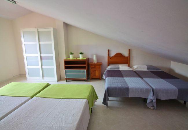 Casa en Palamós - G8-CASA A 30 M DELA PLAYA DE LA FOSCA - PALAMOS - 10 PERS.