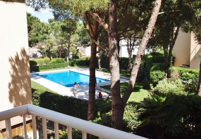 Apartamento en Palamós - fb-fr-212 Ap. playa de La Fosca-PALAMOS- 4/6 pers. - piscina - parking