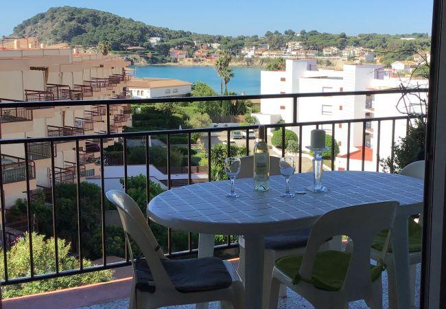 Apartament en Palamós - A306 -Apart. vista mar a 100 m platja de la Fosca - 4 pers.