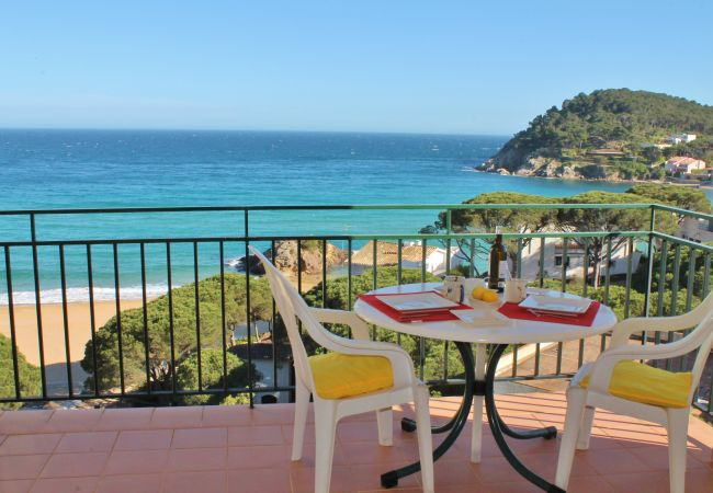 Apartment in Palamós - A28º - STUDIO ON THE BEACH- LA FOSCA - PARKING - WIFI
